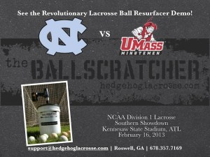 2013 Southern Showdown. Top 10 Titans Collide and a World Class Demo of the Ballscratcher.The unbelievable before and after results, feeling is believing! Come cheer our team, The Ballscratchers, in the 3v3 Halftime Challenge!