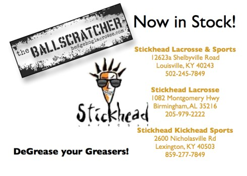 Stickhead Lacrosse - Birmingham, Lexington & Louisville