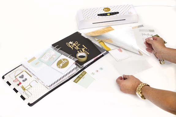 "Mini Minc 6"" Foil Application Machine by @heidiswapp"