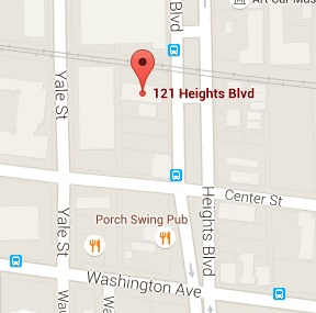 Google Maps Heights Station Antiques