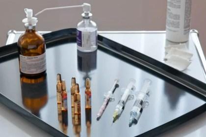 Mesotherapie vorbereitet - Bild: www.mesotherapie.org