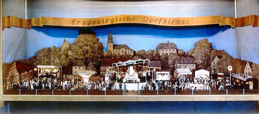 Erzgebirgische Dorfkirmes
