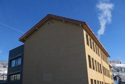 Schulhauserweiterung Hofmatt Oberägeri