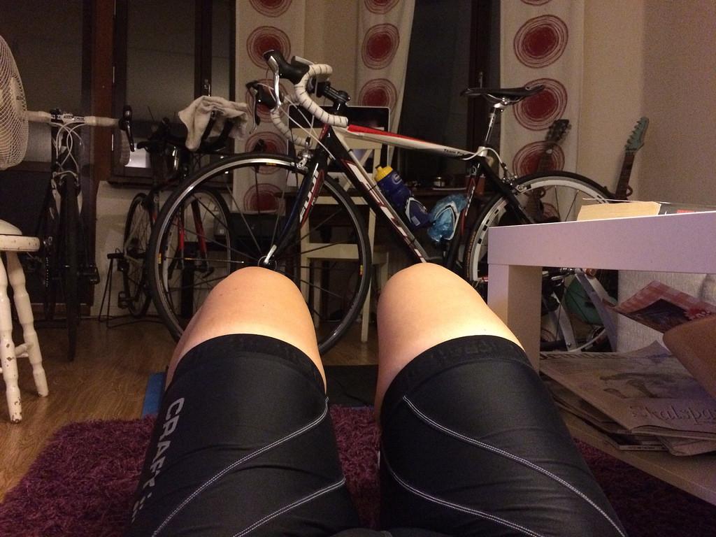 Ska vi prata lite om cykelbyxor?