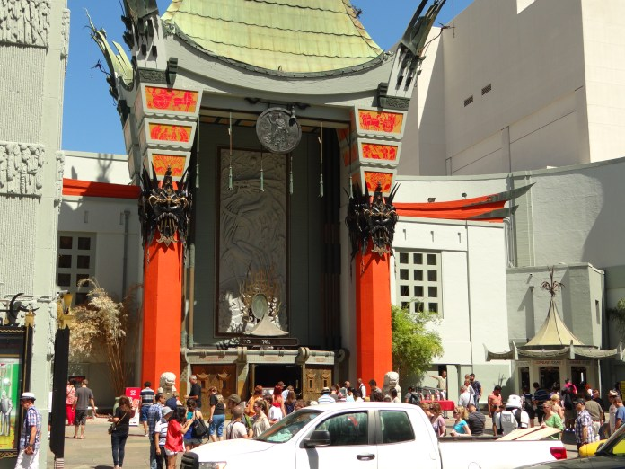 Hollywood Chinese Theatre