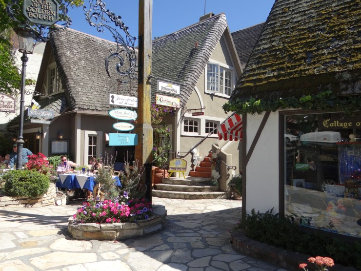 California Road Trip Itinerary - Carmel