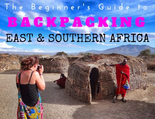 A Beginner's Guide to Backpacking East & Southern Africa
