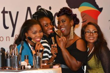 Beauty Africa Exhibition & Confernces 1