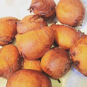 How to Make Ghanaian Doughnut (Bofrot)