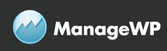 managewp logo ManageWP vs the rest: remote WordPress site management