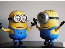 <span>Home</span> Dave & Stuart, des minions à la maison !