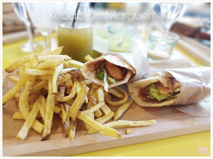 Kebab Marguerite