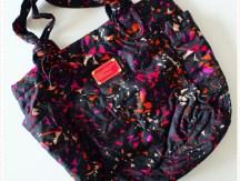 <span>Vide dressing</span> Sac Marc Jacobs Pretty Nylon noir et multicolor petit modèle