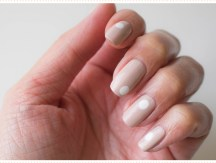<span>Nail art</span> Version minimaliste