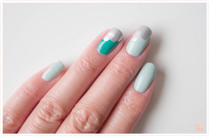 nail-art_motif-nuage_argent-vert_hellokim_01