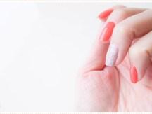 <span>Nail art</span> Oser le rouge, ou presque