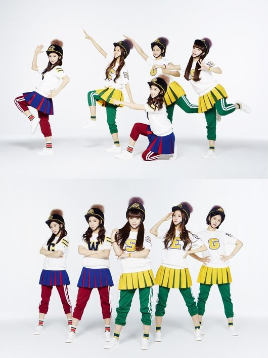Crayon Pop to debut in Japan this summer