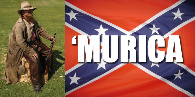 Brad Paisley defends the Confederate flag in Accidental Racist.