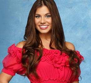 Amy L. is on the 18th Season of ABC's The Bachelor with Juan Pablo.