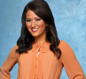 Ashley is on the 18th Season of ABC's The Bachelor with Juan Pablo.