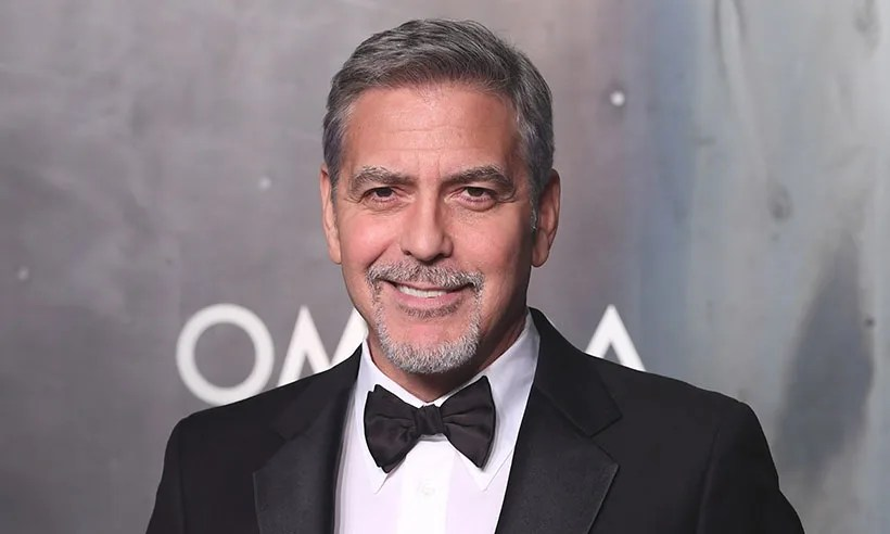 George Clooney says Amal would never forgive him if he missed the     George Clooney