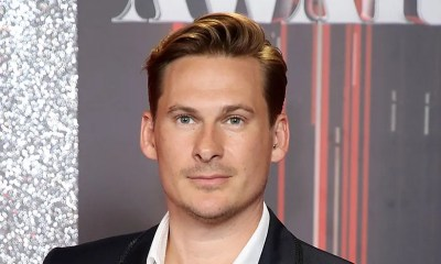 EastEnders' Lee Ryan readmitted to hospital with throat complications