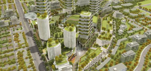 Oakridge Centre proposed rezoning