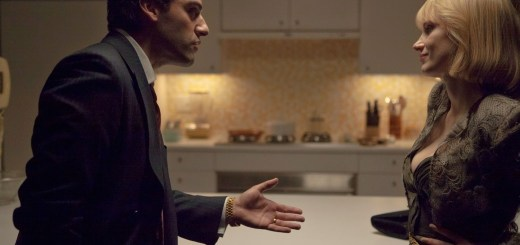 A Most Violent Year Jessica Chastain & Oscar Isaac