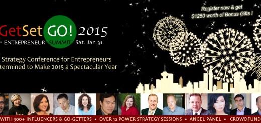 GetSetGo! Summit - Saturday, January 31, 2015