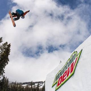 Dew Tour Am Series returning to Sun Peaks Resort - March 27 and 28, 2015
