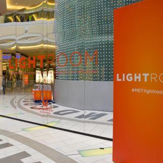 Interactive Lightroom at Metropolis at Metrotown 1
