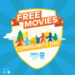 Free Movies: Cineplex Entertainment Celebrates fifth Anniversary of Community Day at Theatres Across British Columbia