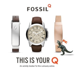 Fossil Announces Line of Fashionable Connected Accessories in Time for the Holiday Season