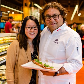 From Our Chefs and Chef Vikram Vij Team Up For Launch of Exclusive Indian Curries -2