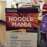 Noodle Mania YVR January 2016