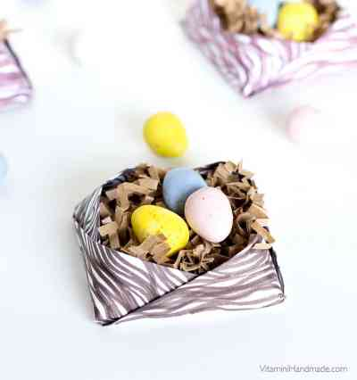 12 DELIGHTFUL EASTER PAPER AND ORIGAMI PROJECTS