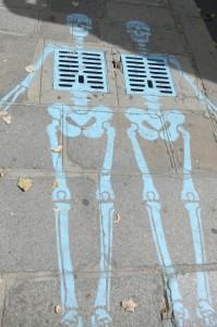 Drain Skeletons