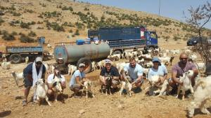 Salam LADC – supporting refugees in the Bekaa Valley, Lebanon
