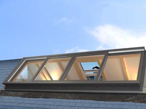 Henke Dachdeckerei und Zimmerei in Obernkirchen - DayLight Panoramafenster