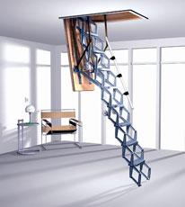 Henke Zimmerei für Bückeburg - Energie-Fachberater: Bodentreppe - so gelingt der Einbau luftdicht