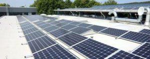 Henke Solartechnik für Bückeburg - Photovoltaik- und Solarthermie-Anlagen sollten im Frühjahr kontrolliert werden, rät Zukunft Altbau.