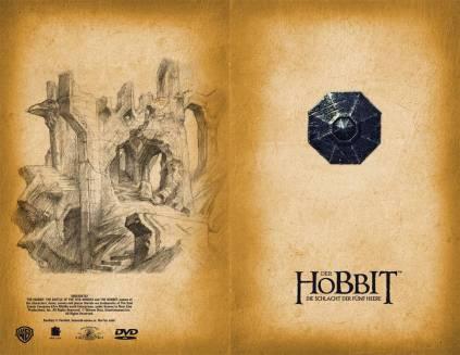 Хоббит: проект Нежданный буклет