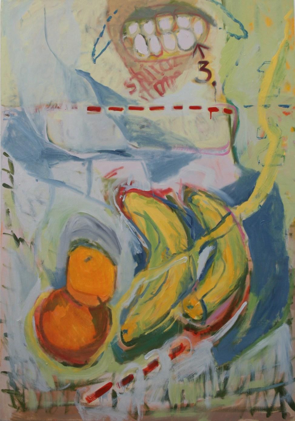ShirazatsumaOil on canvas. 100cm x 142cm.