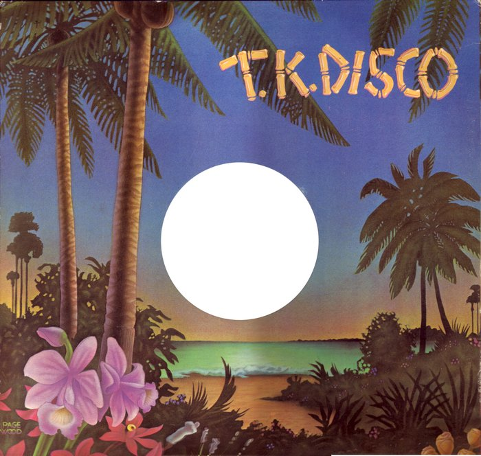 TK Disco Album Cover