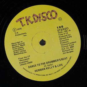 T.K. Disco Label