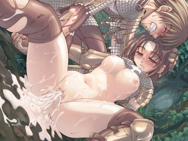 massive creampie hentai