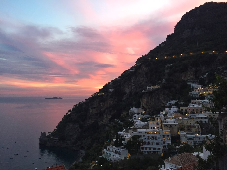 Positano Sunset