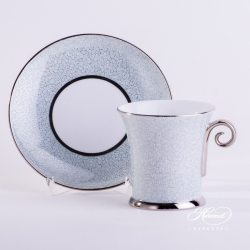 Congenial Coffee Cup Saucer Onyx Coffee Cup Onyx Turquoise Herend Experts Coffee Mugs Men Coffee Mugs Matt Grey