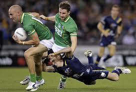 HLS EFS CSC Irish Football