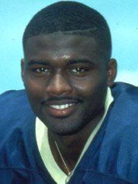 Kevin McDougal, Notre Dame quarterback.